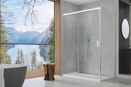 Sliding Door Shower Cabin - Is It Right For You?