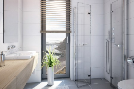 Small bathroom: proven ideas